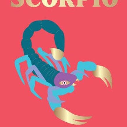 Sterrenbeeldboekje Schorpioen