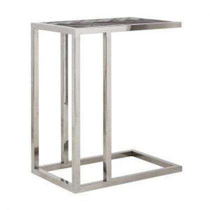 Sofa tafel blackbone silver