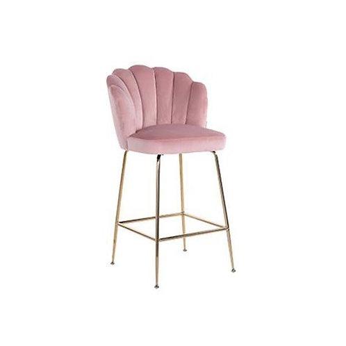 Barstoel Pippa pink