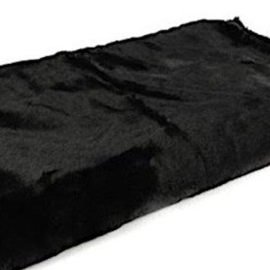 Plaid Black
