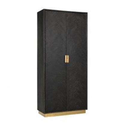 Wandkast hoog Blackbone Gold