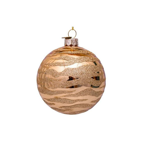 Bauble Zebra