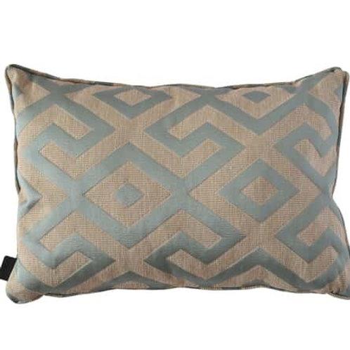 Cushion Angelina Blue 60x30