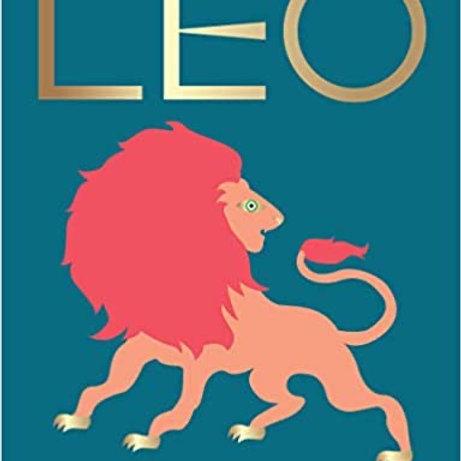 Sterrenbeeld boekje Leeuw