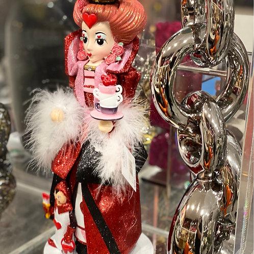 Nutcracker Queen of Hearts