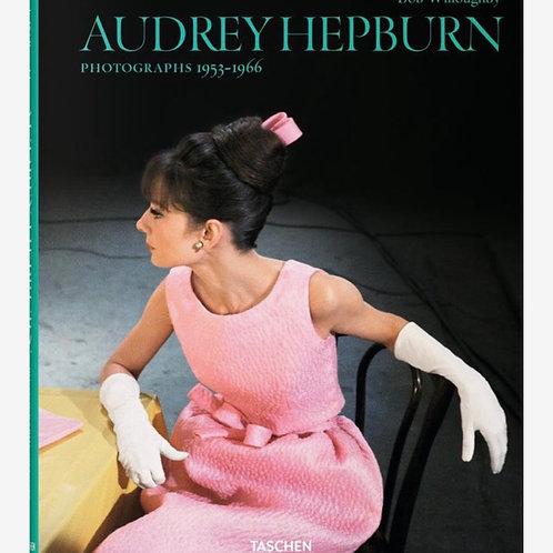 Audrey Hepburn Boek