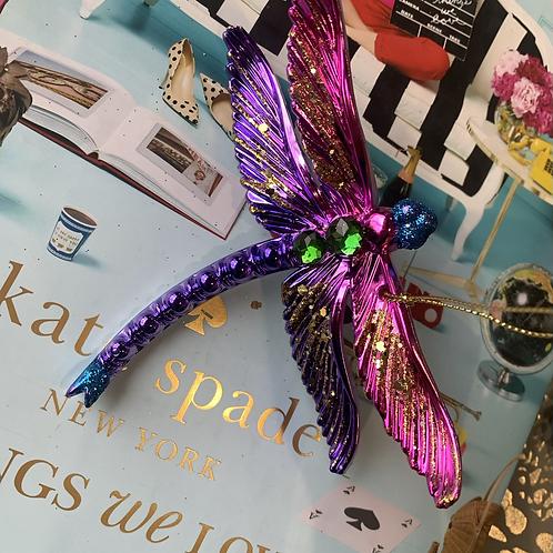 Libelle paars/roze