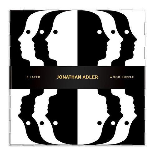 Jonathan Adler Wood Puzzle