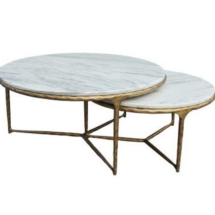Steel Smith salontafel set