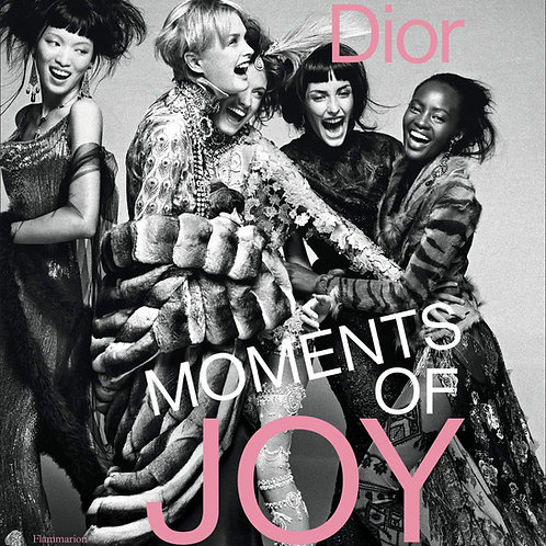 Dior : moments of joy book