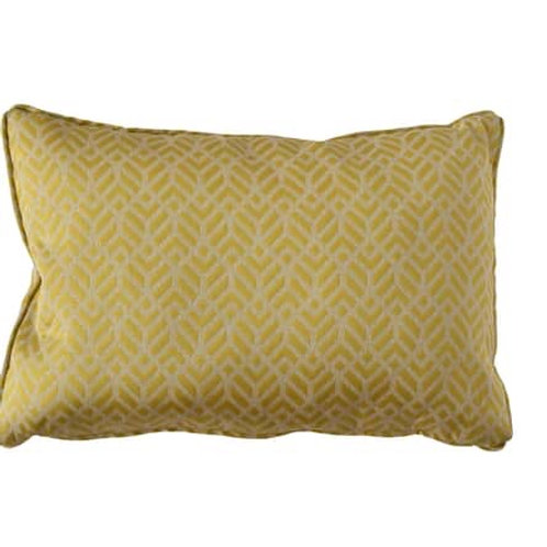 Cushion Alexia Yellow 60x30