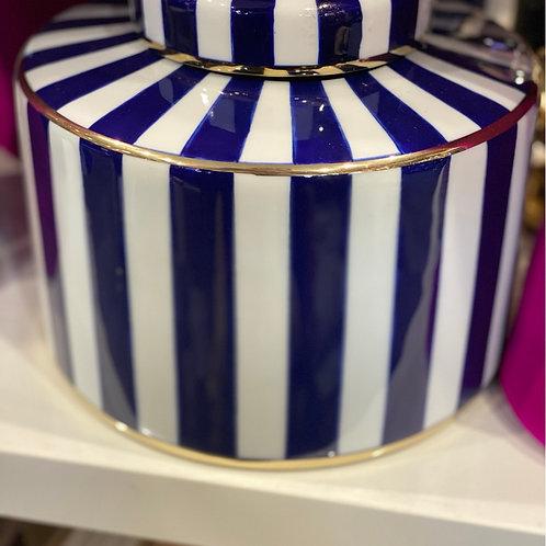 Jar dark blue 20