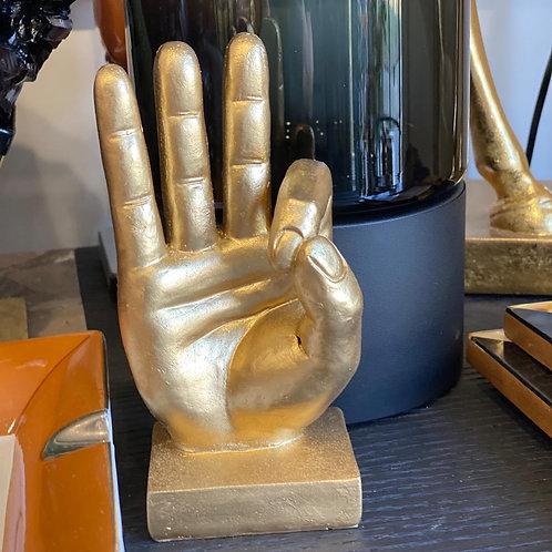 Hand deco