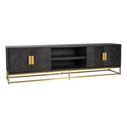 TV dressoir 220 Blackbone Gold