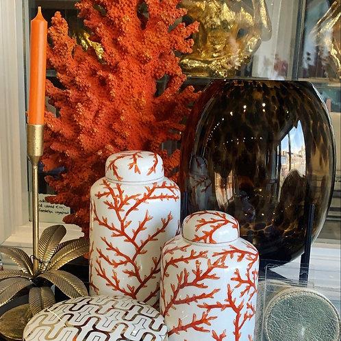 Jar coral high