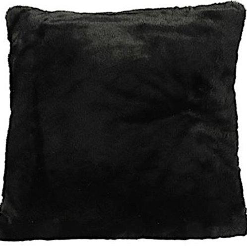 Cushion Ivy Black