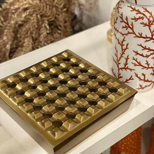 Asbak XL gold