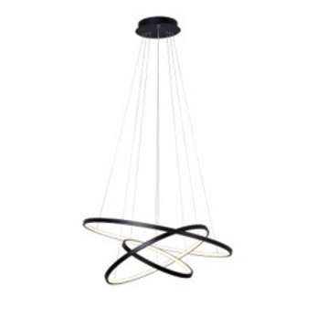 Hanglamp Amira Black