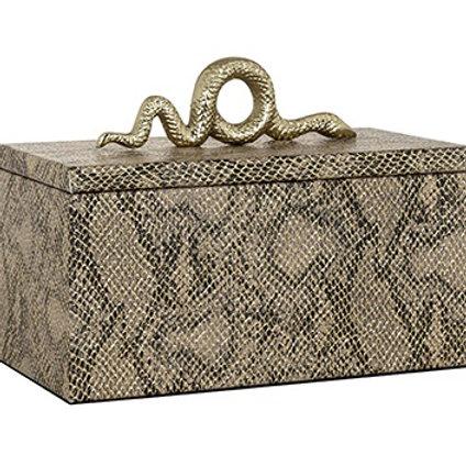 Jewelry box ruby