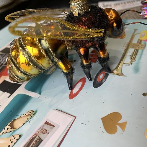 Honeybee glass