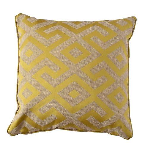 Cushion Angelina Yellow 60x60