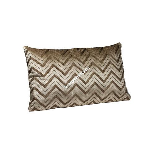 Cushion Luxury Zigzag
