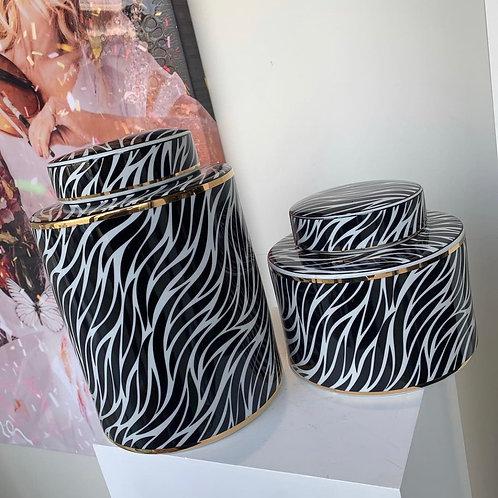 Jar zebra 27.5h