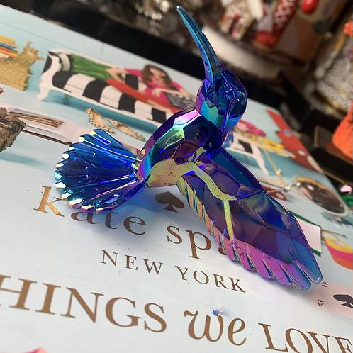 Hummingbird blue/purple