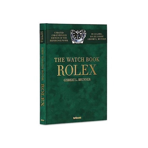 The watch book Rolex gold edition