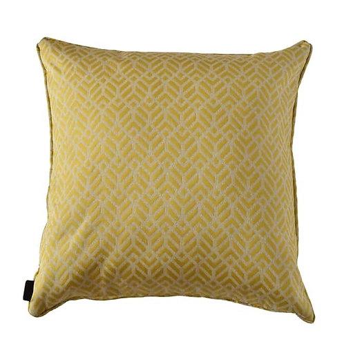 Cushion Alexia Yellow 60x60