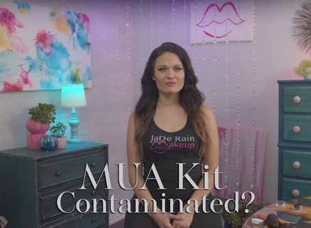 Is your makeup artist's kit contaminated?