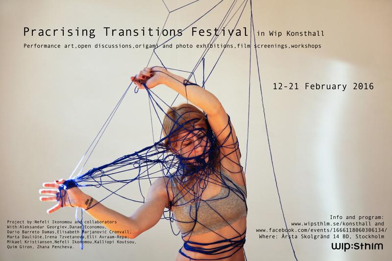 Pracrising Transitions Festival