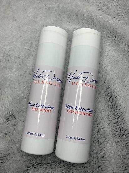Hair Extension Shampoo 250ml