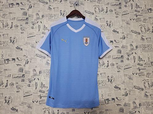 Camisa Uruguai Home 2019 - Torcedor Puma