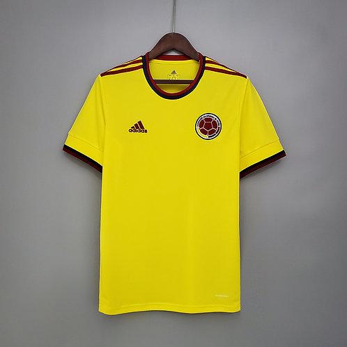 Camisa Colômbia I 20/21 - Torcedor Adidas