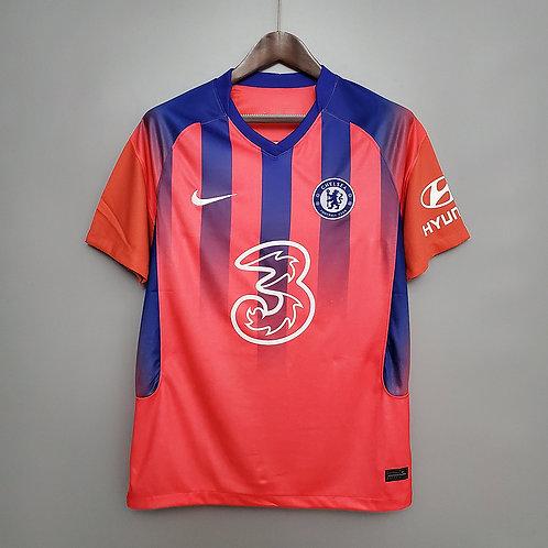 Camisa Chelsea III 20/21 - Torcedor Nike