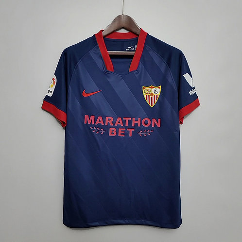 Camisa Sevila lll 20/21 - Torcedor Nike