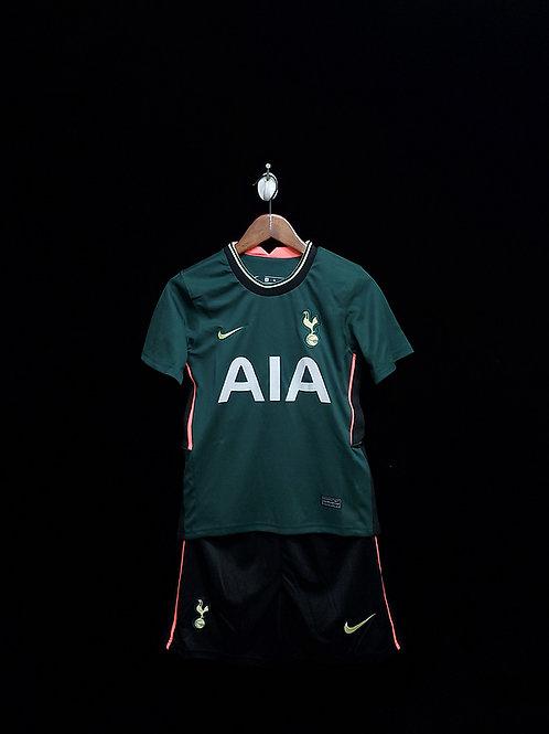 Conjunto Infantil Tottenham II 20/21 - Adidas