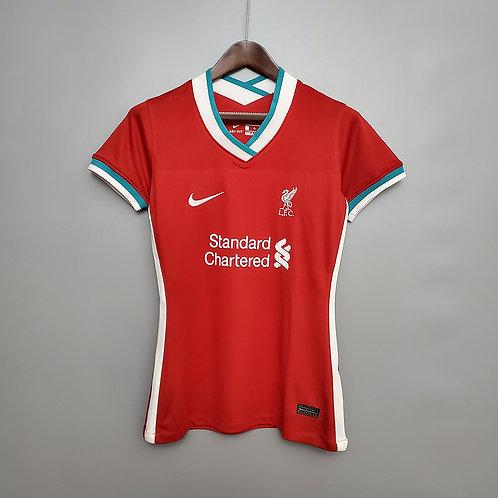 Camisa Liverpool I 20/21 - Torcedora Nike