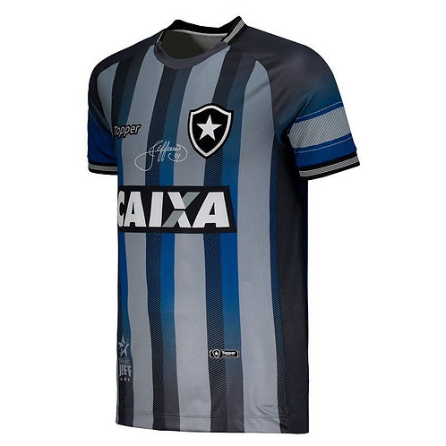Camisa Botafogo Despedida Jefferson 2018 - Torcedor Topper
