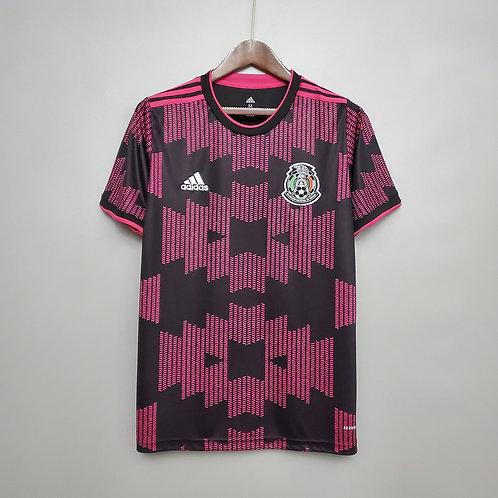 Camisa México I 20/21 - Torcedor Adidas