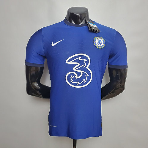 Camisa Chelsea I 20/21 - Jogador Nike