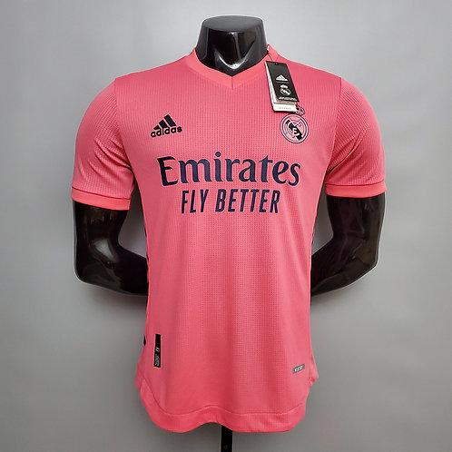 Camisa Real Madrid ll 20/21 - Jogador Adidas