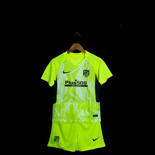 Conjunto Infantil Atlético de Madrid lll 20/21 - Nike