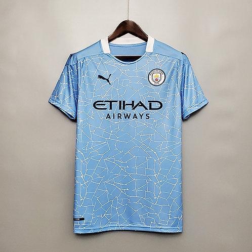 Camisa Manchester City I 20/21 - Torcedor Puma