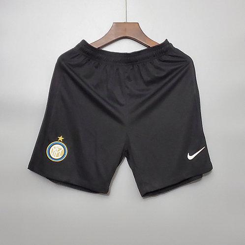 Calção Inter de Milão I 20/21 - Torcedor Nike