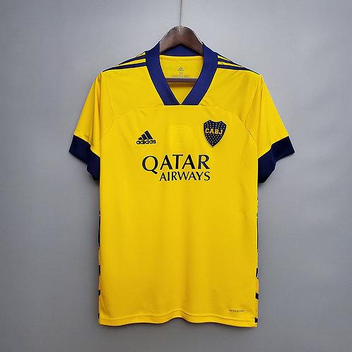 Camisa Boca Juniors lll 20/21 - Torcedor Adidas
