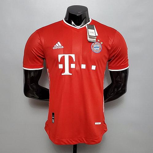 Camisa Bayern de Munique l 20/21 - Jogador Adidas