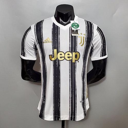 Camisa Juventus l 20/21 - Jogador Adidas