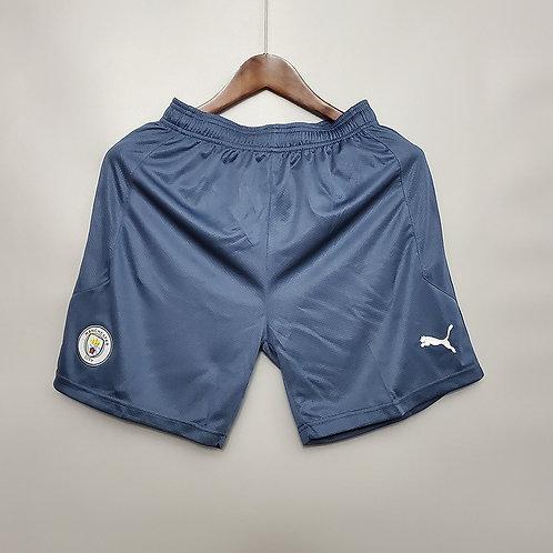 Calção Manchester City III 20/21 - Torcedor Nike